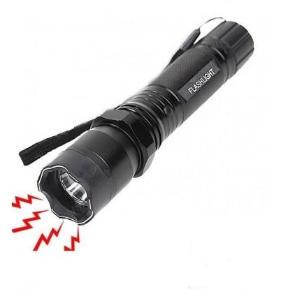 Електрошок с LED фенер Type 1101