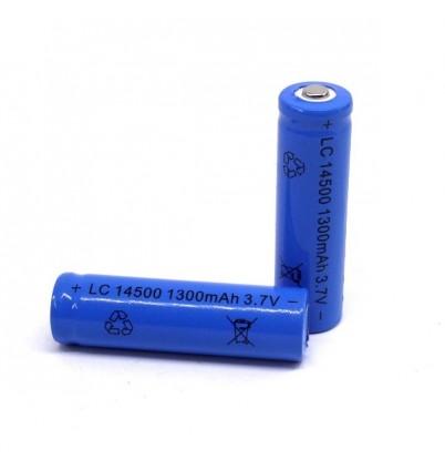Акумулаторна Li-ion батерия LC14500 3.7V 1300mAh