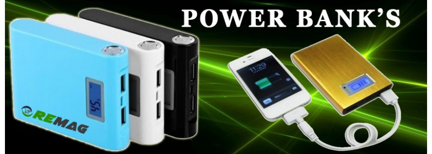 POWER BANK'S