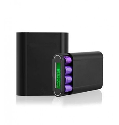 Външна батерия LCD Power Bank 18650-P4