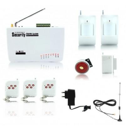 Безжична GSM аларма система OR-076GSM