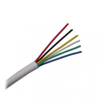Алармен кабел 6x0.22mm