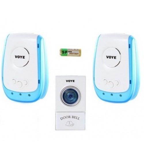 Двоен безжичен звънец OR-V009A2