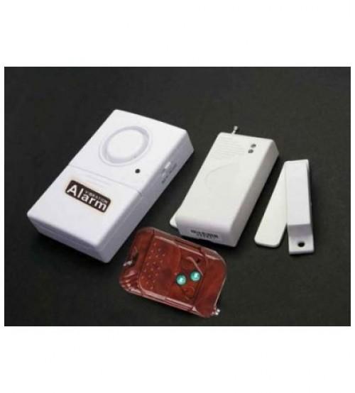 Безжична аларма с магнитен датчик и ДУ OR-3308B