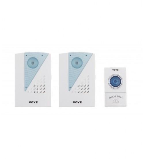Двоен безжичен звънец V001A2