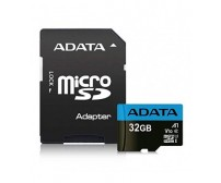 Flash Card ADATA 32GB MicroSDHC Class 10
