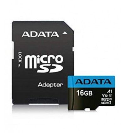 Flash Card ADATA 16GB MicroSDHC Class 10