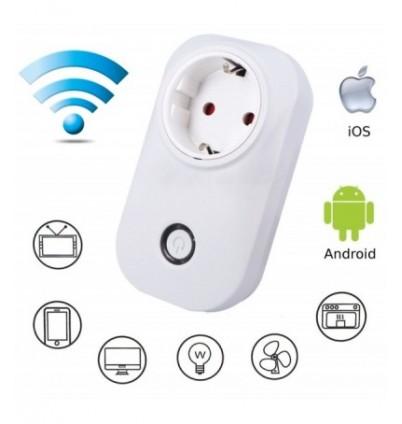 Умен Контакт - Wifi Smart Plug