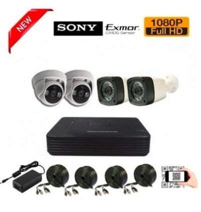 Готова система OR-04HD-H1420 SONY