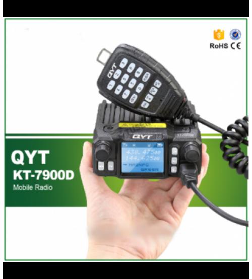 Радиостанция за автомобил KT-7900D QYT