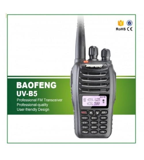 Професионална радиостанция BF-UVB5 5W
